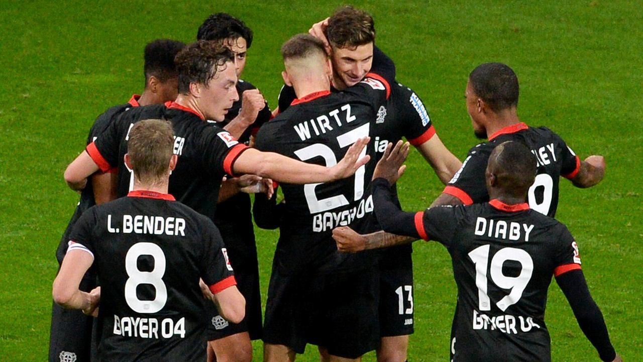 Leverkusen Gegen Gladbach