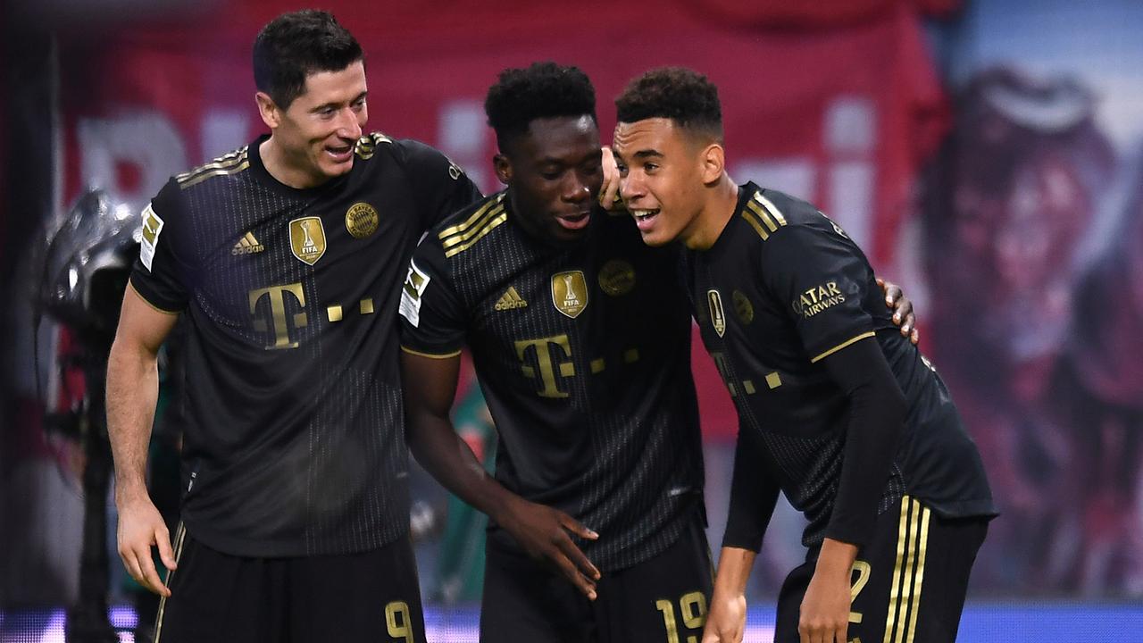 RB Leipzig - Bayern München 1:4 | Highlights - sportstudio