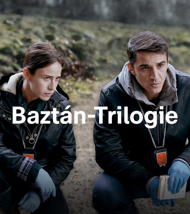 Die Baztán-Trilogie