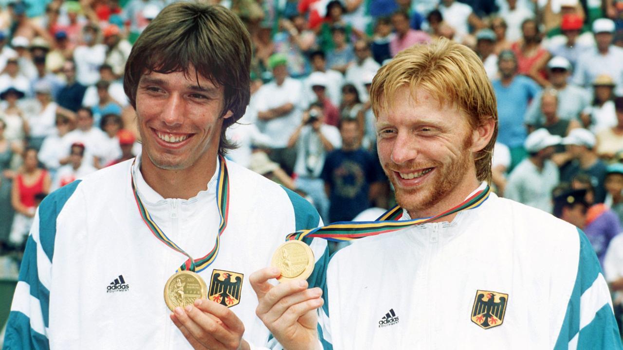 Olympia Tennis Herren