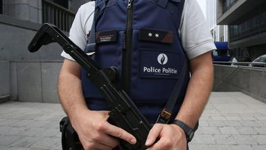 Belgischer Polizist