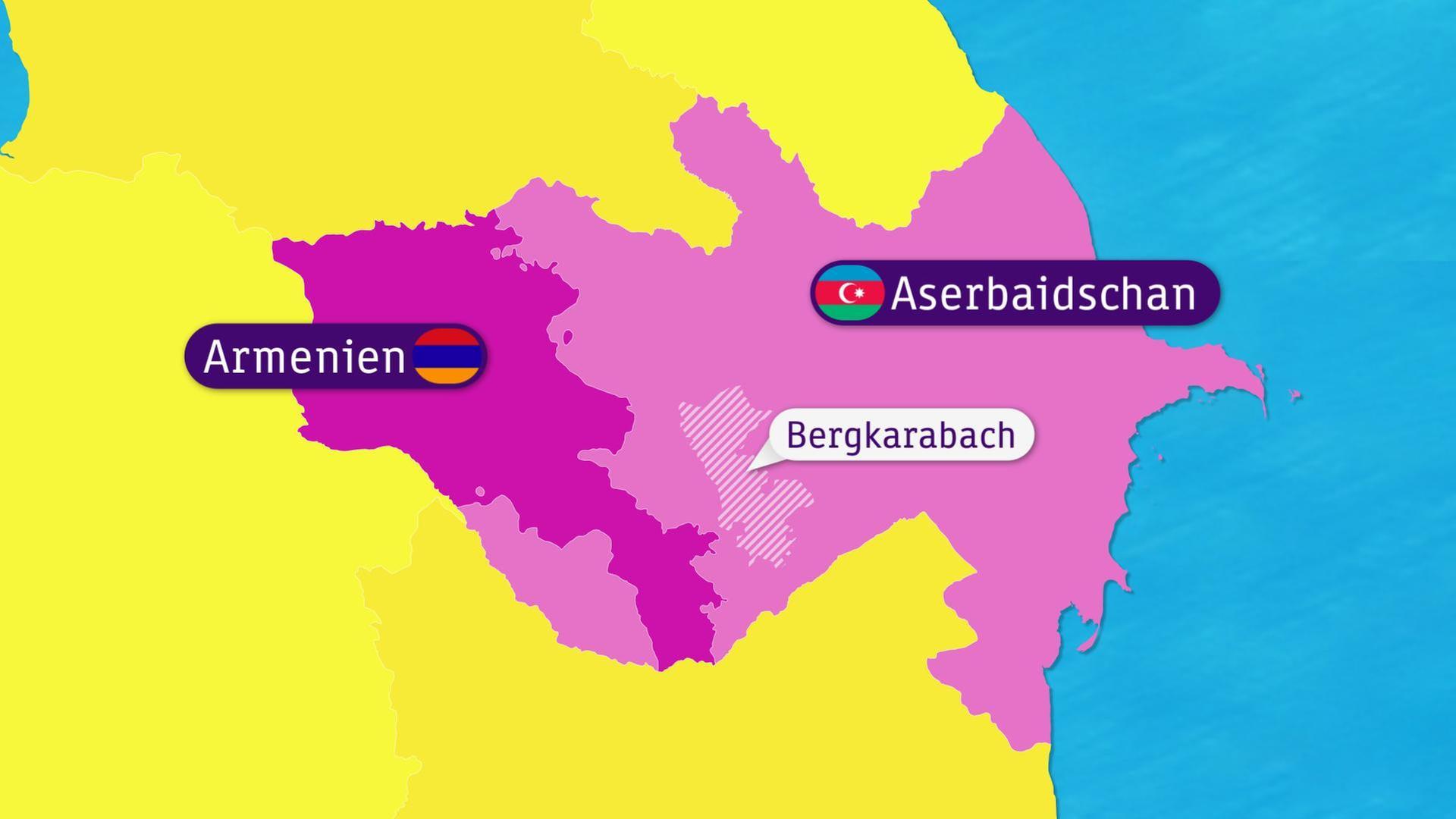 Logo Kampf Um Bergkarabach Zdftivi