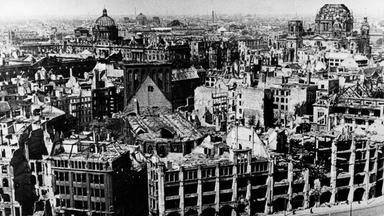 Zdfinfo - Damals Nach Dem Krieg Sommer In Ruinen