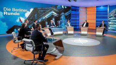Wahlen Im Zdf - Bundestagswahl - Berliner Runde: Wahlen In Baden-württemberg Und Rheinland-pfalz