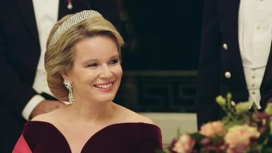 Dokumentation - Gesellschaft Geschichte Royal Dokumentation Beruf Königin Mathilde Von Belgien
