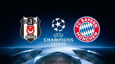 Uefa Champions League - Live Im Zdf - Besiktas Istanbul - Fc Bayern