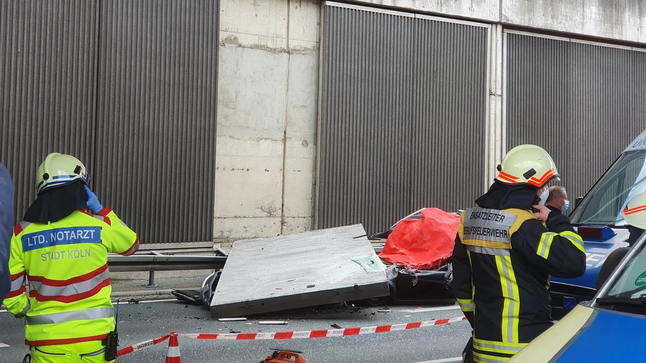 Nachrichten Köln Unfall