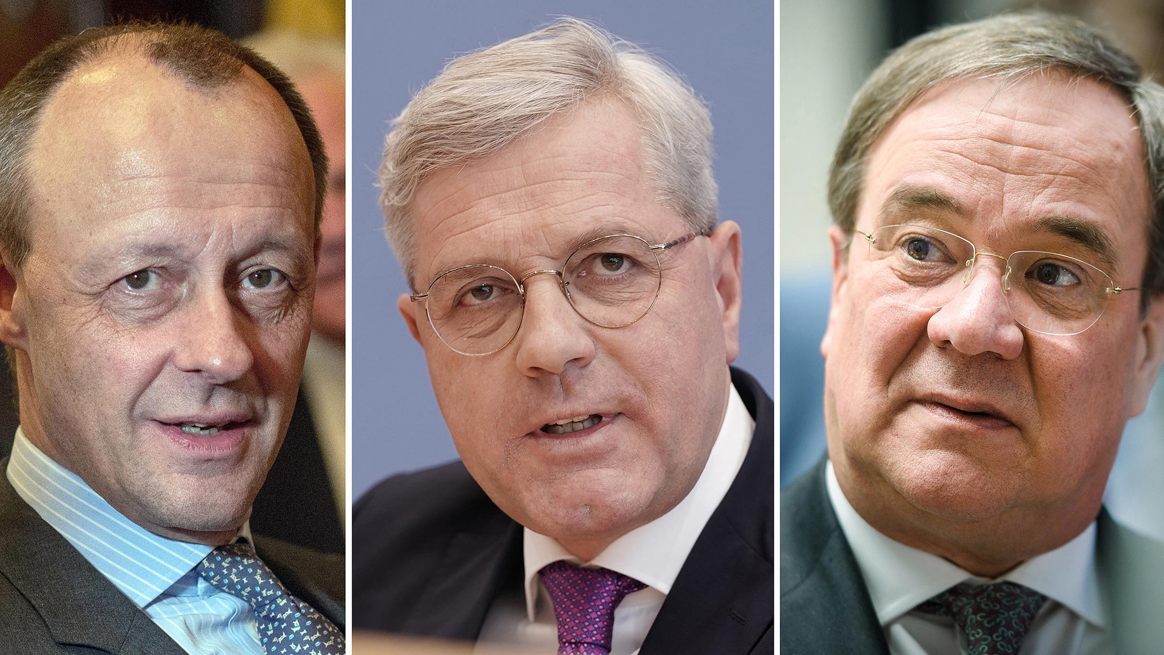 Cdu Chefin Und Vorsitzkandidaten Einigen Sich Auf Fahrplan Zdfheute