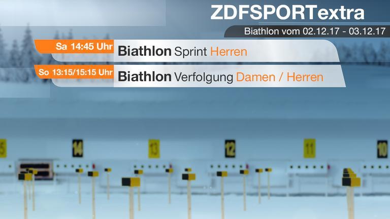 biathlon im fernsehen heute
