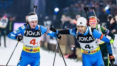 Zdf Sportextra - Wintersport, Biathlon Auf Schalke