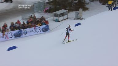 Zdf Sportextra - Biathlon-weltcup In Ruhpolding: Männer-sprint In Voller Länge