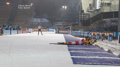 Zdf Sportextra - Biathlon: Männer-sprint Am 6. März In Voller Länge