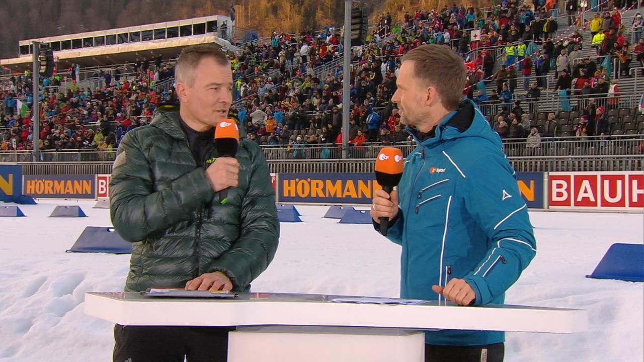 zdf sport live biathlon