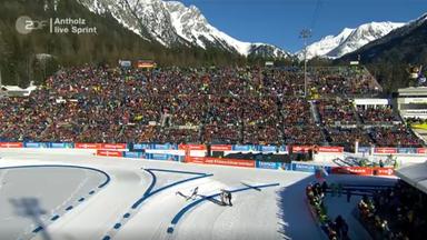 Zdf Sportextra - Wintersport Am 25. Januar Mit Biathlon Und Rodeln
