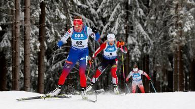 Zdf Sportextra - Biathlon: Frauen-sprint In Oberhof Am 10. Januar