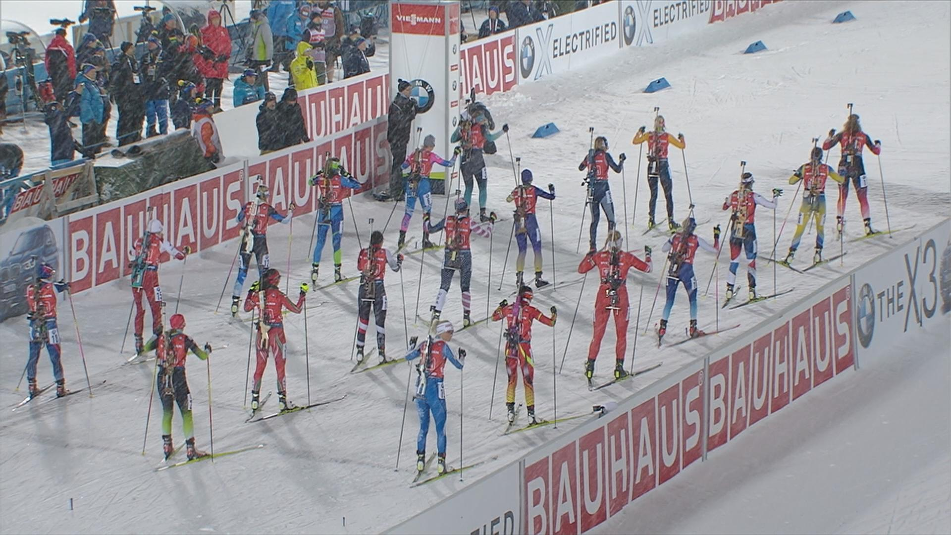 Biathlon Heute Zdf