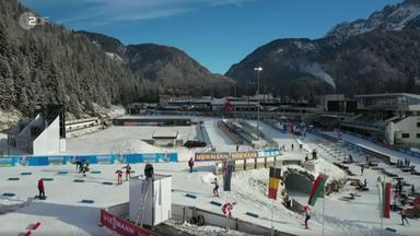 Zdf Sportextra - Biathlon Und Skeleton Am 11. Dezember Live