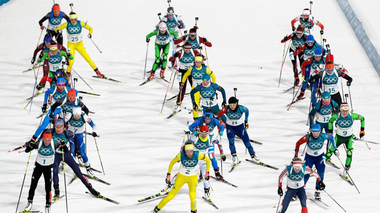 livestream biathlon heute
