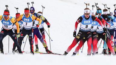 Zdf Sportextra - Wintersport Am 8. März Mit Biathlon