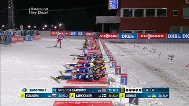 Zdf Sportextra - Biathlon: 15 Km Damen Einzel In Voller Länge