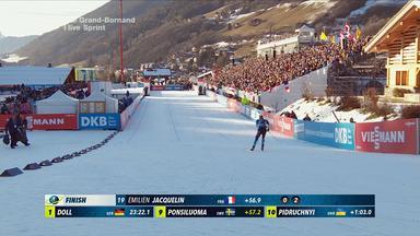 Wintersport: Biathlon, Skispringen, Ski-alpin U.v.m. - Live - Biathlon-weltcup In Le Grand-bornand: Männer-sprint Im Livestream