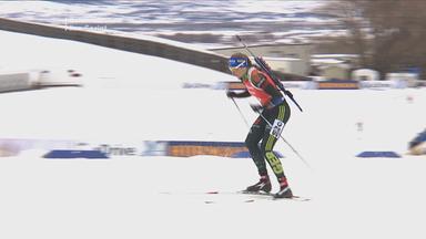 Zdf Sportextra - Sprint Der Damen In Voller Länge