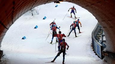 Zdf Sportextra - Wintersport Am 7. März Mit Biathlon Und Ski Alpin