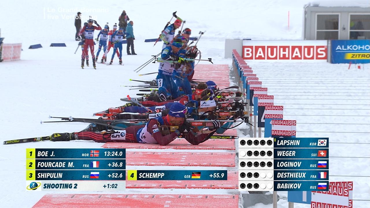 Biathlon Herren