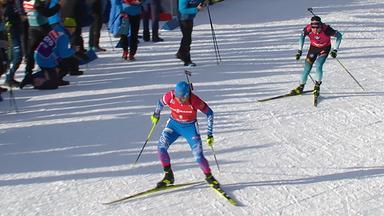 Zdf Sportextra - Wintersport Mit Biathlon-wm Vom 16.2.