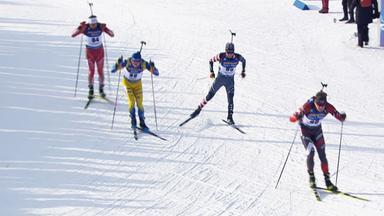 Father Brown - Britische Krimiserie - Wintersport Mit Biathlon-wm Am 15.2.