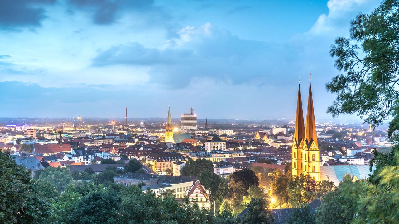 Verschwörung Bielefeld