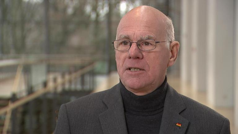 Alterspräsident nach Dienstjahren - Bundestag beschließt Neuregelung