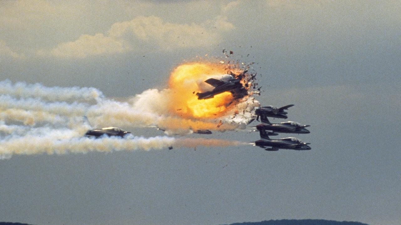 Flugzeugunglück Rammstein