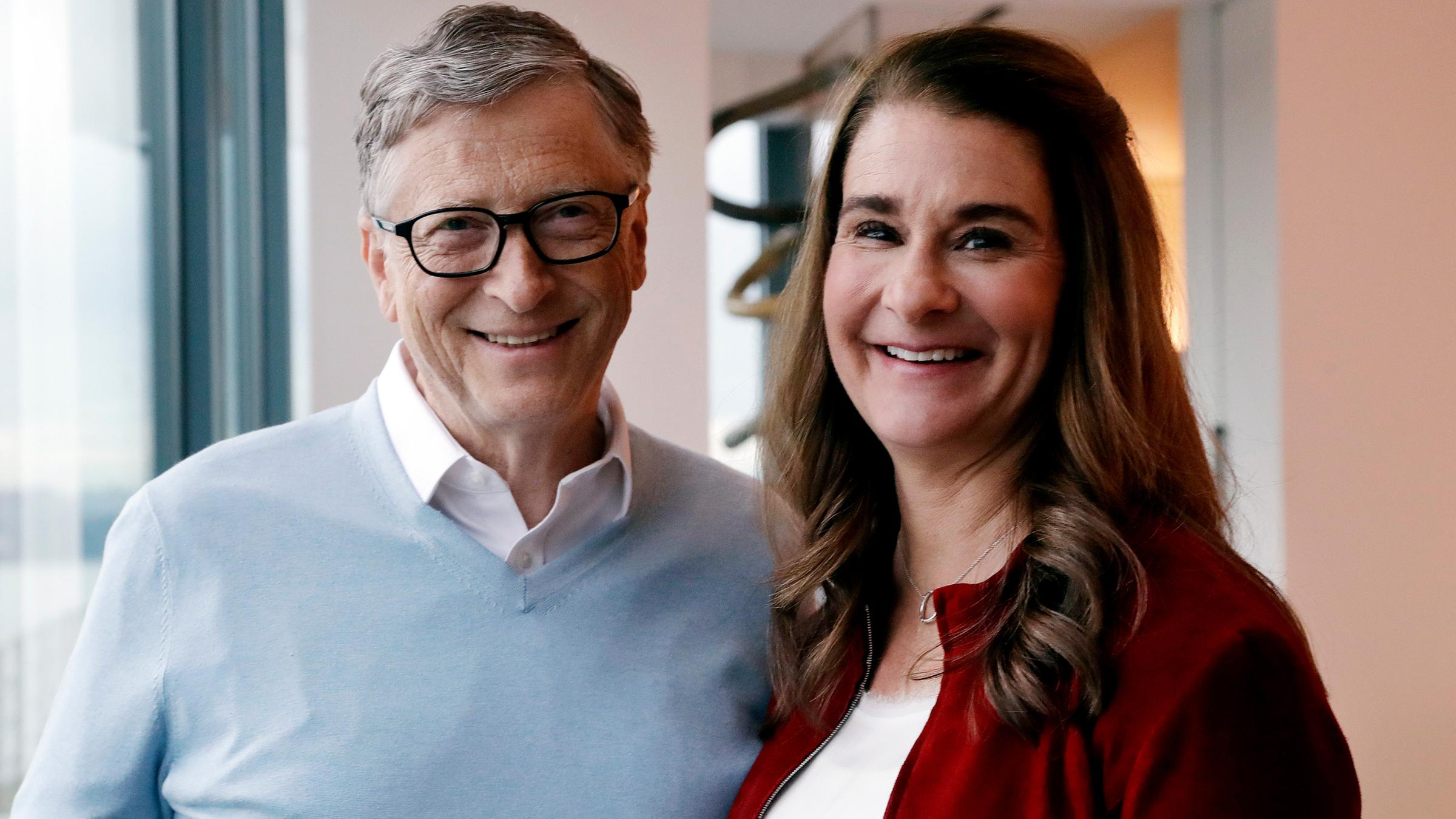 Bill und Melinda Gates: Scheidung nach 27 Jahren Ehe - ZDFheute