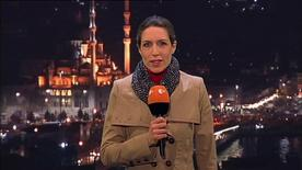 Wahlbeobachterin Birte Schneider in Istanbul