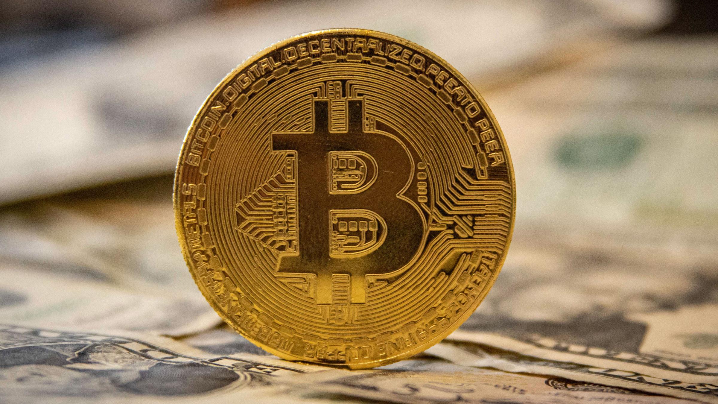 Bitcoin registrieren