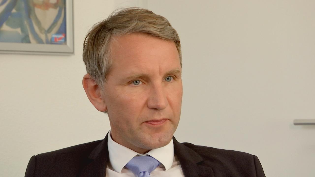 ZDF-Interview mit Björn Höcke verschriftet