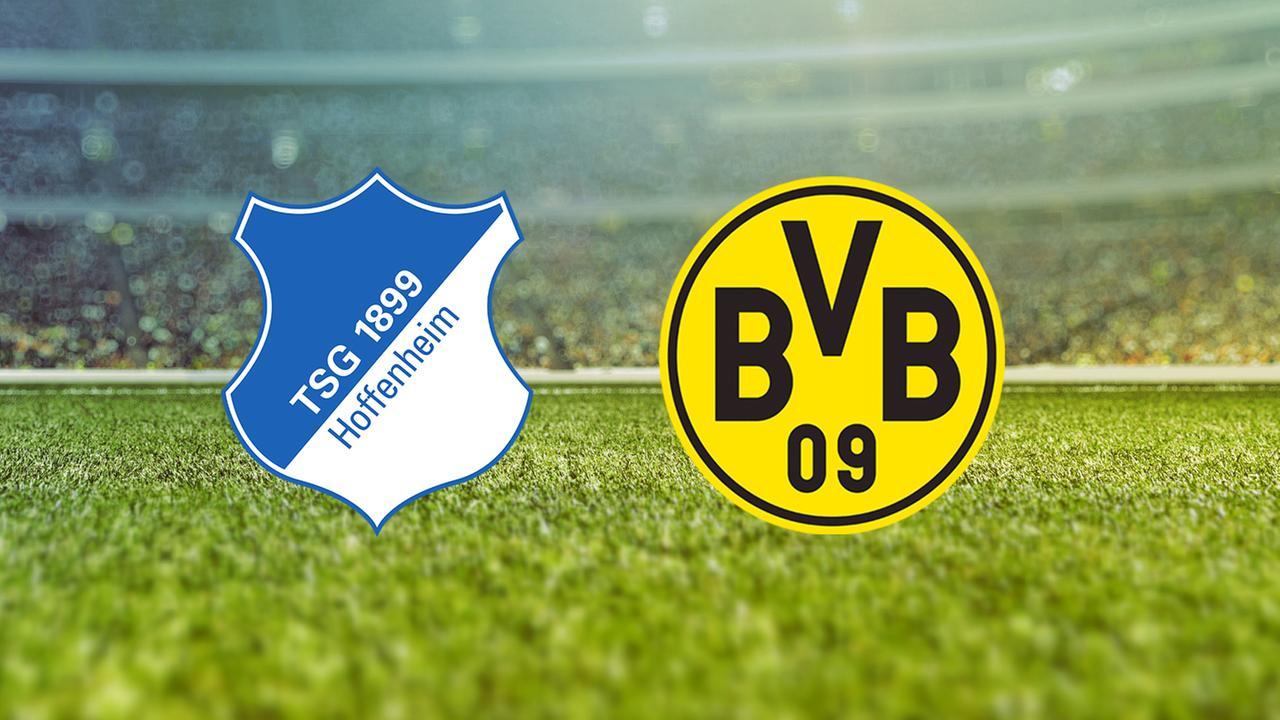 Fussball Bundesliga Live 1899 Hoffenheim Borussia Dortmund Zdfmediathek
