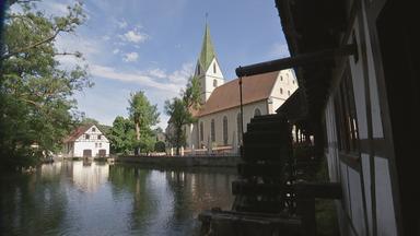 Sonntags - Tv Fürs Leben - Mythos Blaubeuren - Von Blautopf, Benediktinern Und Bannwald