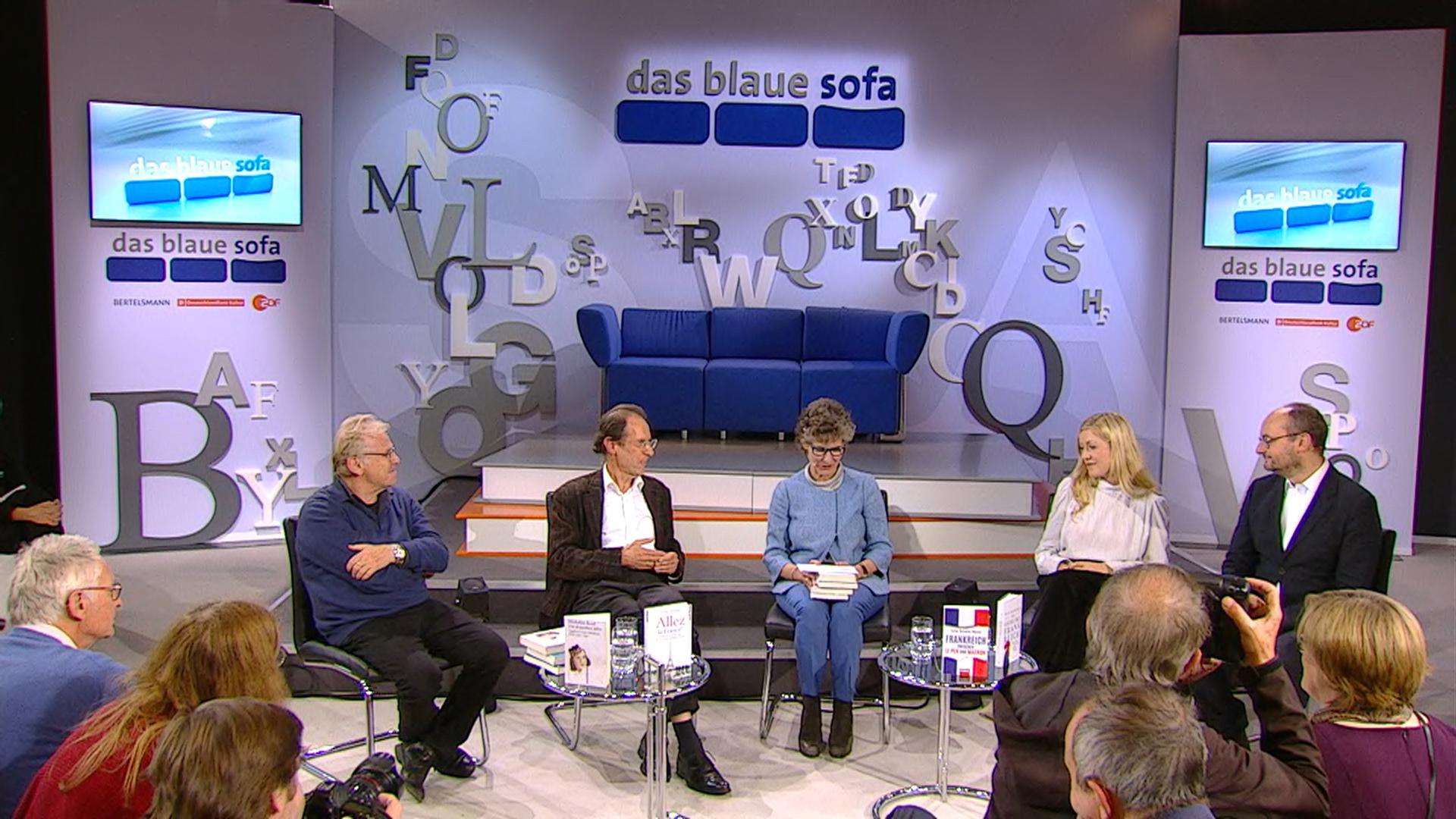 Das blaue Sofa - ZDFmediathek