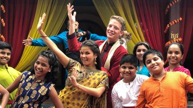 Das Erste Mal ... Asien! - Das Erste Mal ...! Asien: Louisa Und Philipp In Indien.