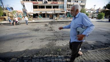 Bombenanschlag in Bagdad