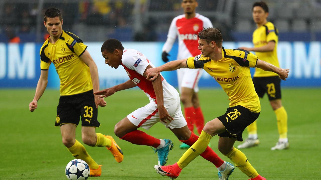 Dortmund Monaco Fernsehen
