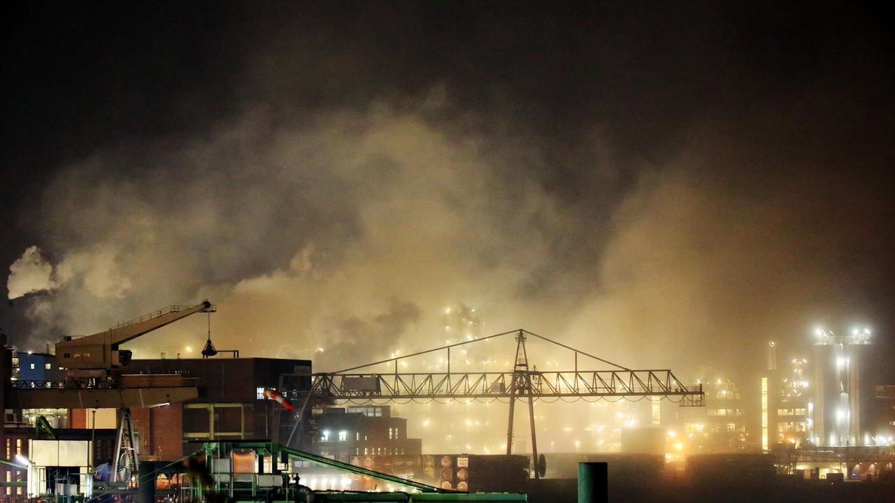 Leverkusen Brand Heute
