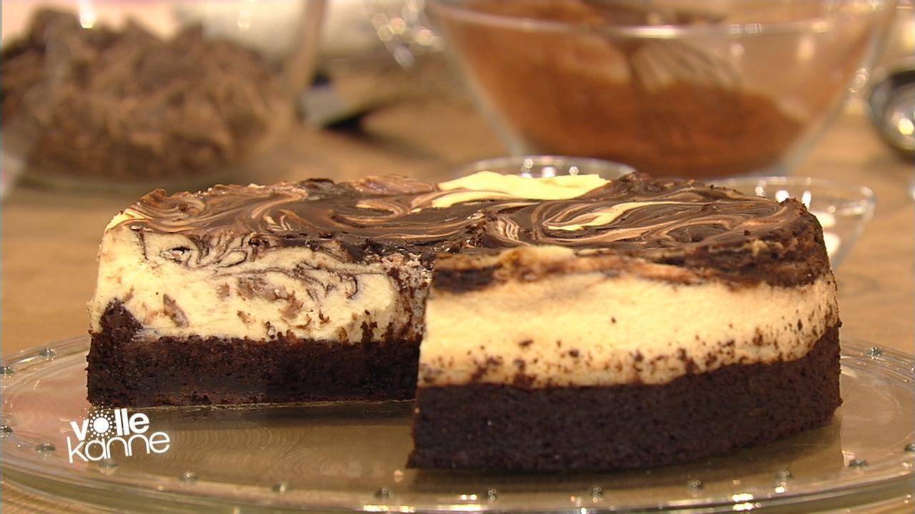 Brownie Marmor Cheesecake Zdfmediathek