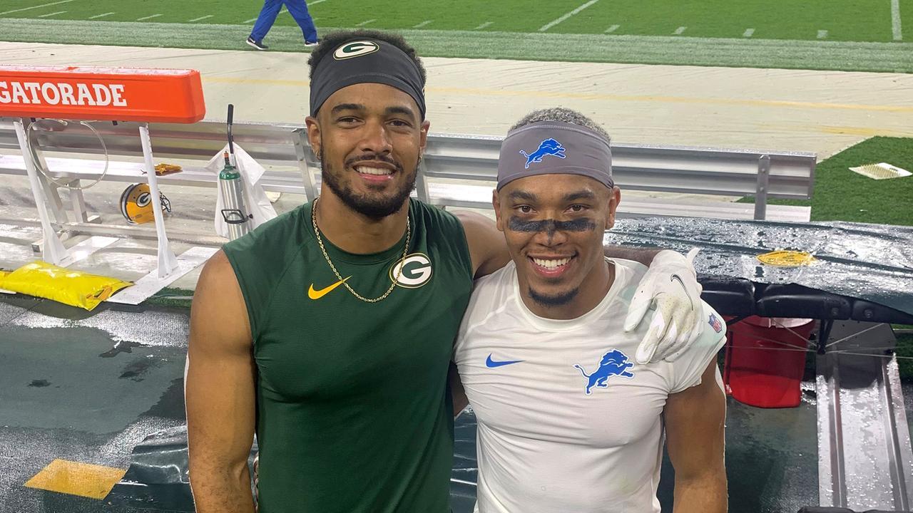 St. Brown-Brüder schreiben NFL-Geschichte