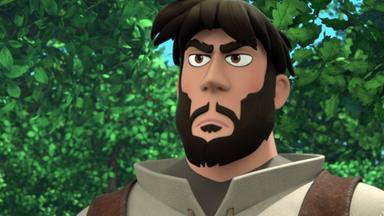 Robin Hood - Schlitzohr Von Sherwood - Robin Hood: Bruno, Der Bärenstarke