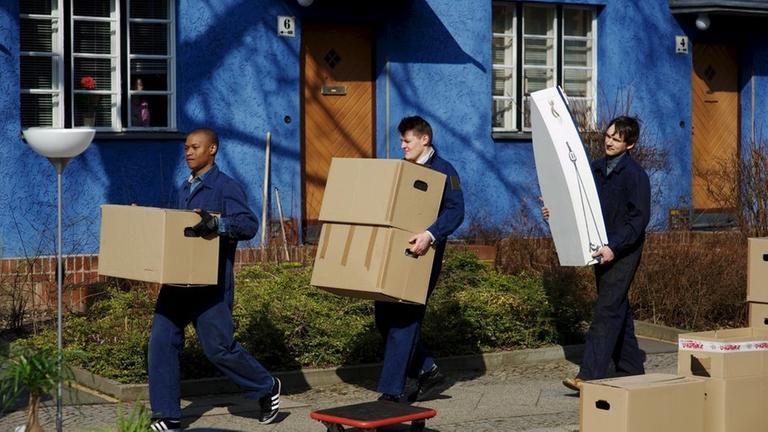 So Wohnen Die Deutschen Wohnzimmervergleich In Berlin