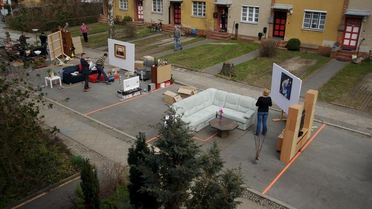 Das Wohnzimmer-Experiment - ZDFmediathek