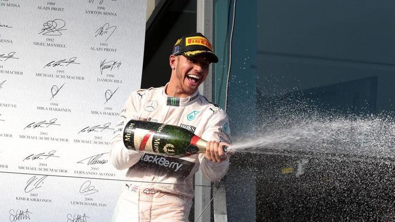 Sieger Formel 1